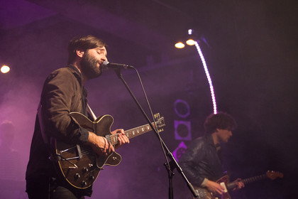 "stellten neues album ""optica"" vor - Fotos: Shout Out Louds live im Substage in Karlsruhe"